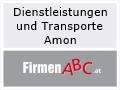 Logo: Dienstleistungen & Transporte Amon