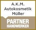 Logo A.K.M. Autokosmetik Müller