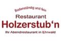 Logo: Restaurant Holzerstub'n