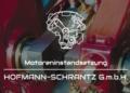 Logo Motoreninstandsetzung  Hofmann-Schrantz GmbH