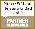 Logo Pirker-Frühauf  Heizung & Bad GmbH