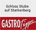 Logo: Schloss Stube auf Starkenberg