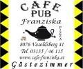 Logo Cafe Pub Franziska
