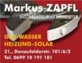 Logo ZAPFL Markus  Installateurwerkmeister