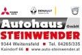 Logo: Autohaus Steinwender GmbH