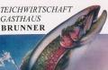 Logo Teichwirtschaft  Gasthaus - Wildtierpflege Brunner