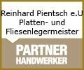 Logo Reinhard Pientsch e.U.  Platten- und Fliesenlegermeister