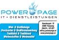 Logo: Powerpage OG  Werbeagentur & Werbetechnik
