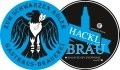 Logo: Gasthaus-Brauerei Zum Schwarzen Adler - HACKL BRÄU