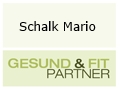 Logo Mario Schalk  Dipl. Lebens- und Sozialberater -  Supervision - Trainer