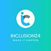 Logo Inclusion24 GmbH
