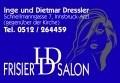 Logo Frisiersalon  Inge und Dietmar Dressler