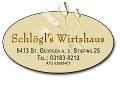 Logo: Schl�gl�s Wirtshaus