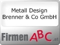 Logo Metall Design Brenner & Co GmbH