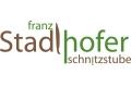 Logo Schnitzstube  Stadlhofer Franz