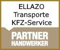 Logo ELLAZO Transporte  KFZ-Service & KFZ-Vermietung