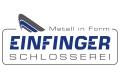Logo: Einfinger Schlosserei