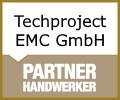 Logo: Techproject EMC GmbH
