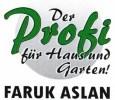 Logo: Der Profi für Büro, Haus und Garten  Faruk Aslan