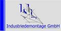 Logo WL Industriedemontage GmbH