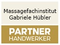 Logo Massagefachinstitut  Gabriela Hübler