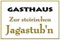 Logo: Gasthaus zur steirischen Jagastub'n