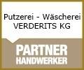 Logo: Putzerei - Wäscherei VERDERITS KG