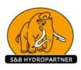 Logo S&B Hydropartner  Christian Staller e.U.