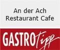 Logo An der Ach Restaurant Cafe