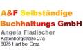 Logo: A & F Selbst�ndige Buchhaltungs GmbH