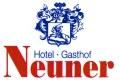 Logo Hotel Gasthof  Neuner