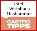 Logo Hotel - Wirtshaus Moshammer