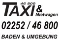 Logo Taxi46800 Ucal KG in 2540  Bad Vöslau