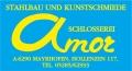 Logo: Amor - Schlosserei GmbH