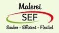 Logo Malerei SEF - Agim Cena Sauber-Effizient-Flexibel