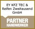 Logo EY KFZ TEC & Reifen Zweitausend GmbH