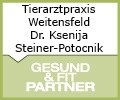 Logo: Tierarztpraxis Weitensfeld Dr. Ksenija Steiner-Potocnik