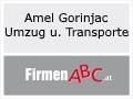 Logo Amel Gorinjac Umzug u. Transporte