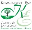 Logo Kommendisch-Enz KG Gartengestaltung in 2304  Mannsdorf an der Donau