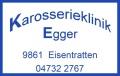 Logo: Egger Karosserieklinik