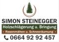 Logo: Simon Steinegger  Holzschlägerung & Holzbringung