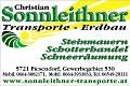 Logo: Sonnleithner Christian  Transporte GmbH