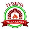 Logo Pizzeria Bella Genta