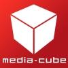 Logo: media-cube  creative studios GmbH