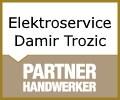 Logo Elektroservice  Damir Trozic
