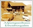 Logo Alpengasthaus Ebenbergalm in 5700  Zell am See