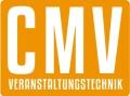 Logo: CMV  Claudia Moser Veranstaltungstechnik