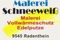 Logo Malerei Schneeweiss