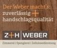 Logo Z+H Weber GmbH in 7544  Tobaj