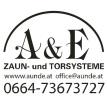 Logo: A & E Zauntechnik